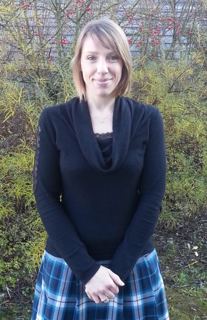 Emilie Deguermon vient renforcer l'équipe de dev 2le
