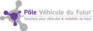 Logo véhicule du futur
