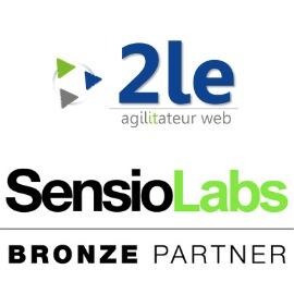 2le partenaire SensioLabs - Symfony