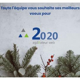 bonne année 2020 - 2le miniature